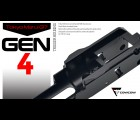 COWCOW Tech G17 Gen4 Enhanced Trigger Housing