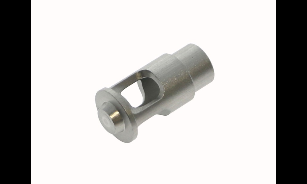 Cowcow tech enhanced high flow nozzle valve with valve spring for