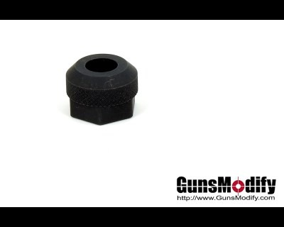 GunsModify S Type Steel CNC Barrel Thread Protector +14mm CW