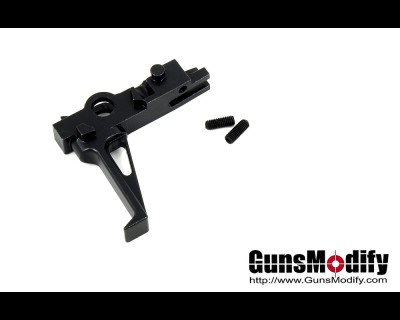 Guns Modify Steel CNC Adjustable Tactical Trigger CMC-ver. for TM MWS M4