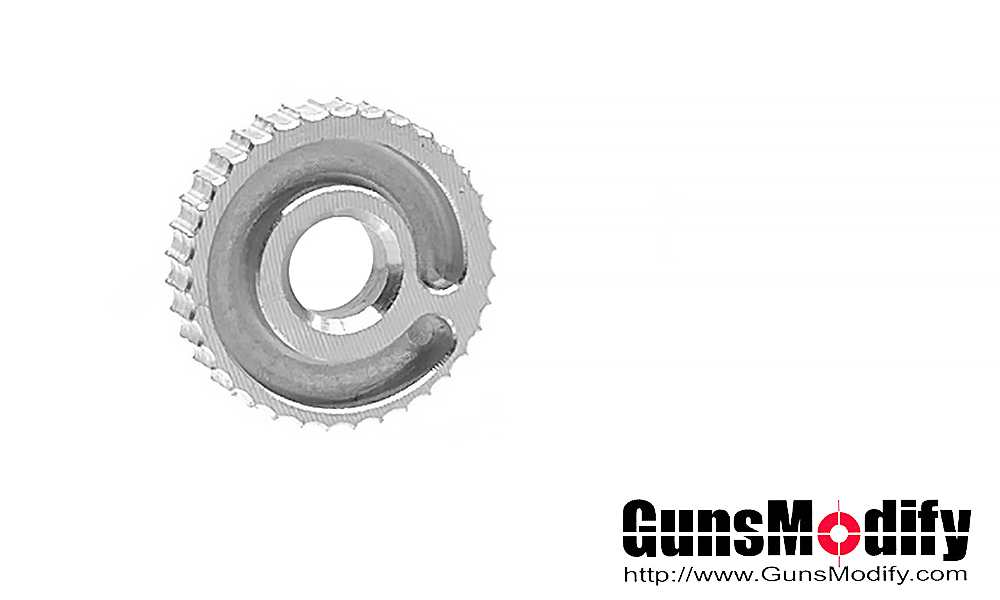 Guns Modify Competition Fine Tune Hop Up Adjust Wheel For