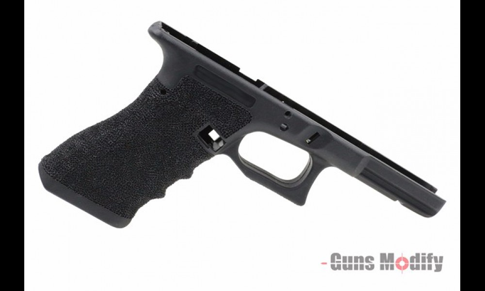 Guns Modify Polymer Frame for TM G Series BK With T Style CNC Cut /w ...