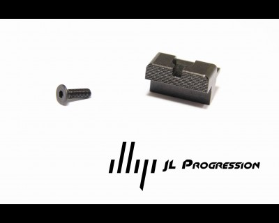 JLP Steel Competition Rear Sight for Glock