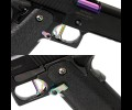 Nine Ball Custom Magazine Catch for TM Hi-CAPA HEAT GRADATION