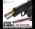 Nine Ball Heat Gradation Fluted Aluminum Outer Barrel for Hi-CAPA 5.1