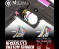 Nine Ball TM Hi-CAPA/Government Series Custom Trigger (OMEGA / GAMMA) HEAT GRADATION