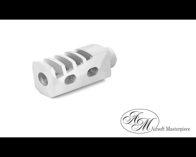 "Airsoft Masterpiece 2"" Compensator Type 9"