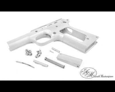Airsoft Masterpiece 1911 Round Trigger Guard Aluminum Frame (No Marking)