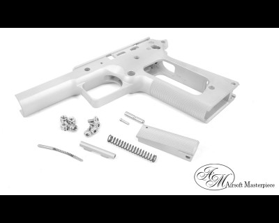 Airsoft Masterpiece 1911 Square Trigger Guard Aluminum Frame (No Marking)