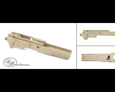 Airsoft Masterpiece Aluminum Frame - STI 3.9 with Tactical Rail