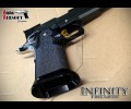 Alpha Airsoft Custom Infinity Sight Tracker Titanium Ver. Race Gun