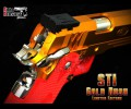 Alpha Airsoft Custom STI Gold Rush Limited Edition Standard Race Gun
