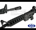 Tokyo Marui SOPMOD M4 Airsoft Blow Back AEG SET (comes with TWO magazines and one battery)