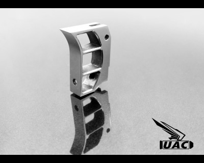 UAC Stainless Steel Trigger for Hi-Capa (Type B)