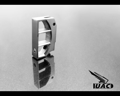 UAC Stainless Steel Trigger for Hi-Capa (Type C)