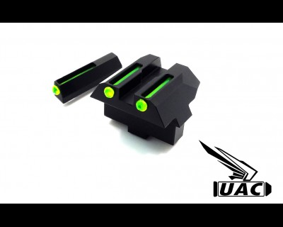 UAC Day & Night Sight for Glock